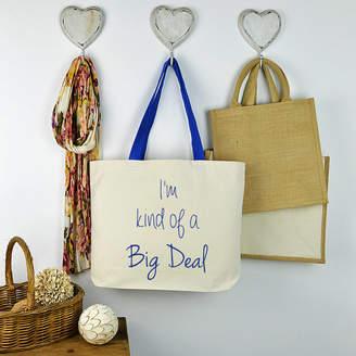 Andrea Fays I'm Kind Of A Big Deal Shopping Bag