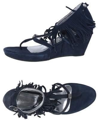 Andrea Morelli Toe post sandal