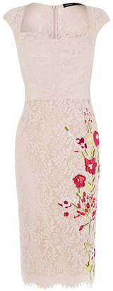 Karen Millen Lace Pencil Dress