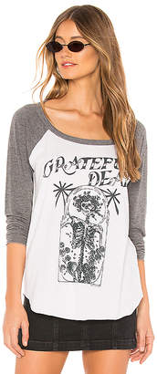 Chaser Grateful Dead Crown of Roses Tee