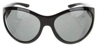 Ralph Lauren Tinted Round Sunglasses