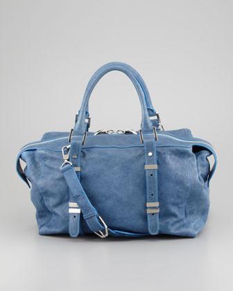 Rachel Zoe Charlie Medium Tote Bag, Blue