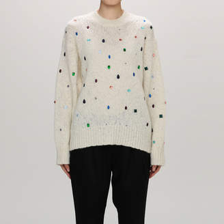 Kenzo (ケンゾー) - ケンゾー EMBELLISHED COMFORT SWEATER