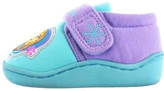 Disney Frozen Aqua/Lilac Slippers UK 11 Kids