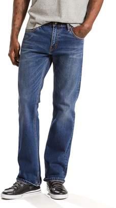 Levi's Levis Men's 527 Stretch Slim Bootcut Jeans