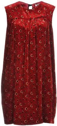 Gold Case Short dresses - Item 34861983LF