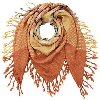 Pieces Women's PCPAULA SQUARE SCARF Scarf