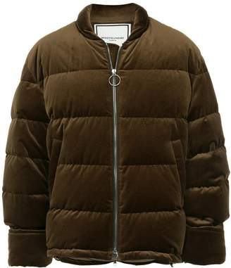 Wooyoungmi down-filled puffer jacket