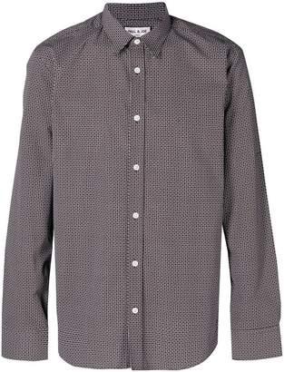 Paul & Joe printed poplin shirt