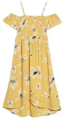O'Neill Vienna Cold Shoulder Dress