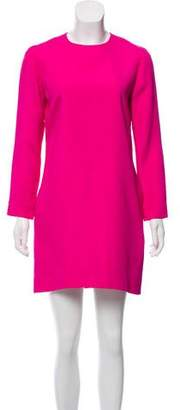 Celine Long Sleeve Mini Dress