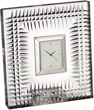 Waterford Lismore Bedside Clock