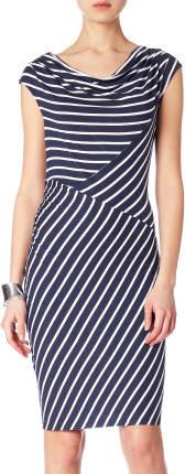 Phase Eight Samantha Stripe Cowl Dress