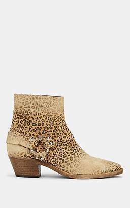 Golden Goose Women's Bretagne Suede Ankle Boots - Brown