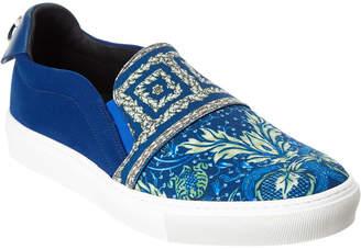 Versace Greca Slip-On Sneaker
