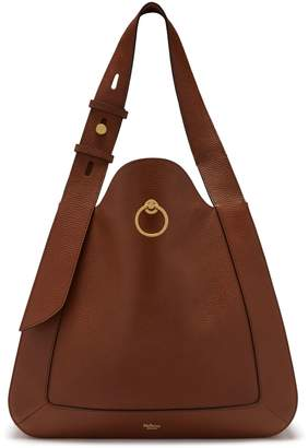 Mulberry Marloes Hobo Oak Natural Grain Leather