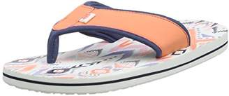 Animal Women's Swish AOP Flip Flops,37 EU