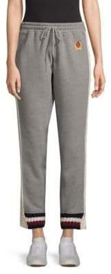 Tommy Hilfiger Tommy Cable Knit Stripe Track Pants