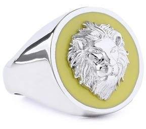 Versace Enamel Ring