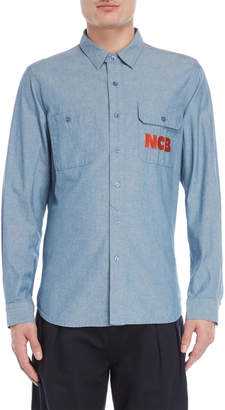 Garbstore Chambray Two-Pocket Shirt