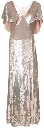 Temperley London Bardot maxi dress
