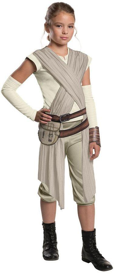 Kids Star Wars: Episode VII The Force Awakens Rey Costume
