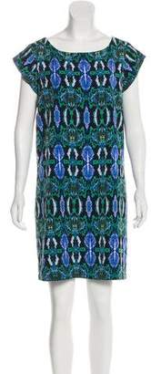 Sam Edelman Knee-Length Printed Dress