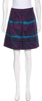 Marc by Marc Jacobs Pleated Mini Skirt