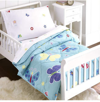 Wildkin Butterfly Garden Sheet Set - Toddler Bedding