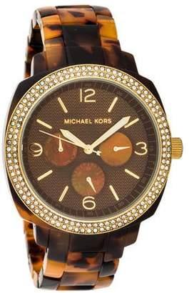 Michael Kors Boyfriend Watch