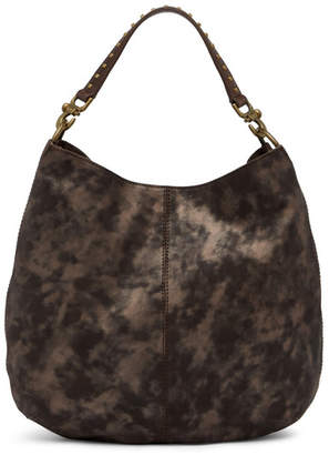 Lucky Brand Dray Leather Hobo Bag