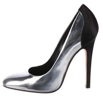 Giambattista Valli Patent Leather High-Heel Pumps