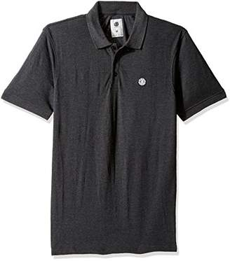 Element Men's Freddie Short Sleeve Polo T-Shirt