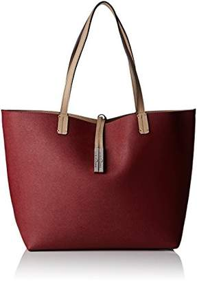 La Bagagerie Women's Elodie Tote Red Size: