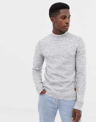 Jack and Jones Originals High Neck Knitted Sweater
