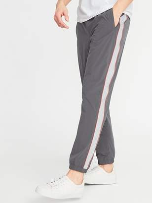 Old Navy Go-H20 Water-Repellent Color-Block Track Pants for Men