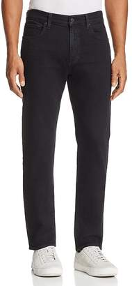 7 For All Mankind Adrien Luxe Sport Slim Fit Jeans in Vyrin Black