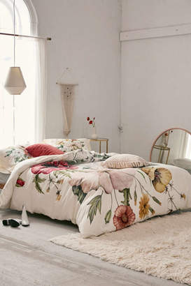 Deny Designs Shealeen Louise For Deny Wildflower Bouquet Duvet Cover