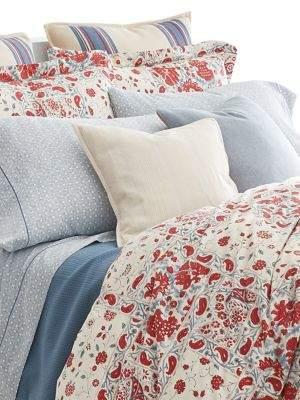 Lauren Ralph Lauren Kelsey 120 Thread Count Cotton Three-Piece Comforter Set