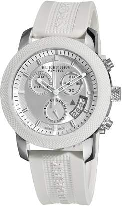 Burberry Men's BU7760 Sport Chronograph Chronograph Dial Watch