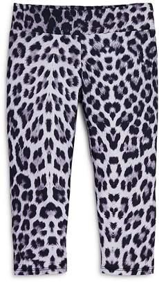 Onzie Girls' Leopard Capri Print Leggings - Little Kid, Big Kid