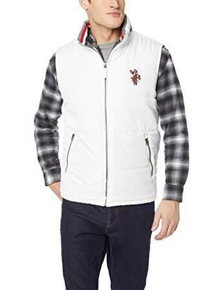 U.S. Polo Assn. Men's Americana Bubble Vest