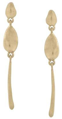 The Sak Linear Dangle Earrings