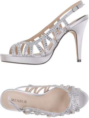 MENBUR Sandals $96 thestylecure.com
