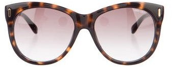 Jimmy Choo Jimmy Choo Ally Tinted Sunglasses