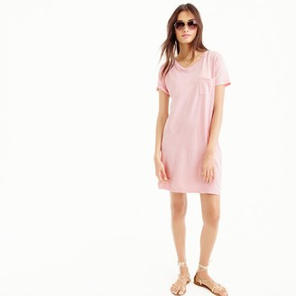Garment-dyed pocket T-shirt dress $59.50 thestylecure.com