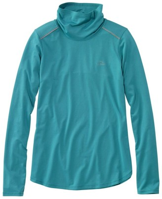 L.L. Bean L.L.Bean Women's Multisport Tech Tee, Long Sleeve