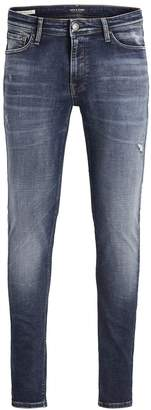 Jack and Jones 585 Liam Original Jos Skinny 5-Pocket Jeans