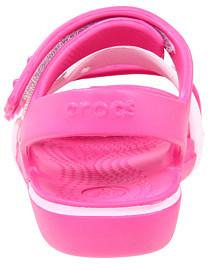 Crocs Keeley Sandal (Toddler/Little Kid)