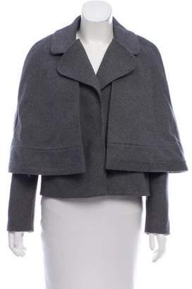 Tory Burch Long Sleeve Wool Jacket